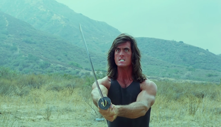 Samurai Cop (1991) – You'd better buckle up