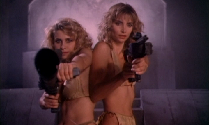 Slave Girls from Beyond Infinity (1987) – To infinity and beyond!
