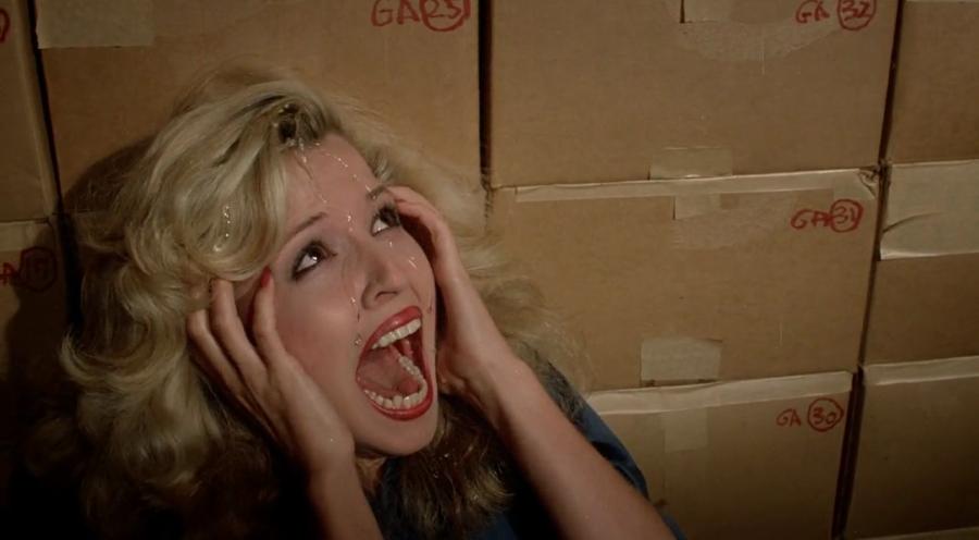 Biohazard (1985) – Warning: dangerousgoods